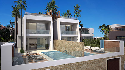 BlueSky Riviera SkyHigh Villas